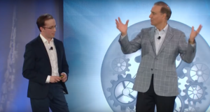 Steve Liguori at the Cisco Innovate Everywhere Challenge